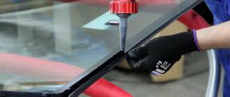 Герметик для вклейки стекол автомобиля: разновидности, марки, инструкция