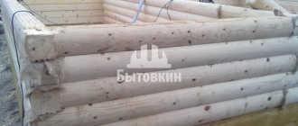 Нагели — деревянные гвозди для постройки дома