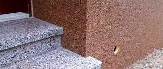 Мраморная штукатурка: разновидности, состав, свойства и правила нанесения