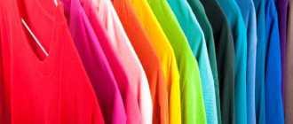Краска для ткани — виды и способы применения в домашних условиях