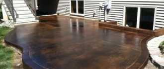 Мраморная плитка из бетона и гипса своими руками