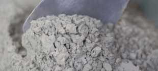 Пуццолановый цемент: виды, состав, особенности и технология производства, применение