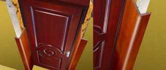 Дверные откосы из обычного ламината: уникальный способ монтажа своими руками