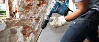 Демонтаж штукатурки со стены своими руками: инструменты и способы удаления