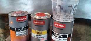 Эпоксидная грунтовка по металлу – свойства и техника нанесения