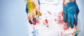 Как и чем очистить джинсы от краски?