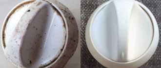 Способы очистить ручки плиты от жира