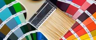 Колер для водоэмульсионной краски – выбор и правила колеровки
