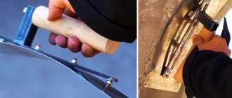 Кельма для сложных участков: делаем инструмент в домашних условиях